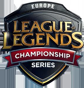 Logo LCS Châu Âu