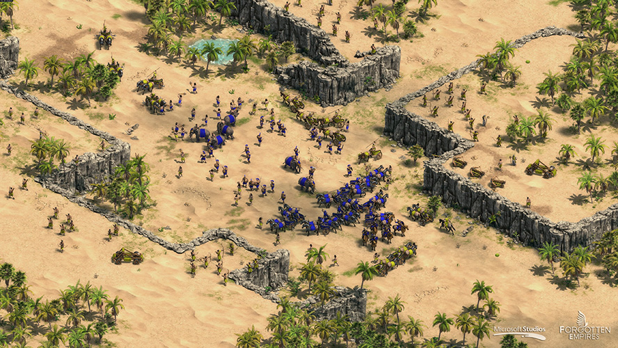 Age of Empires: Definitive Edition - Ảnh 2