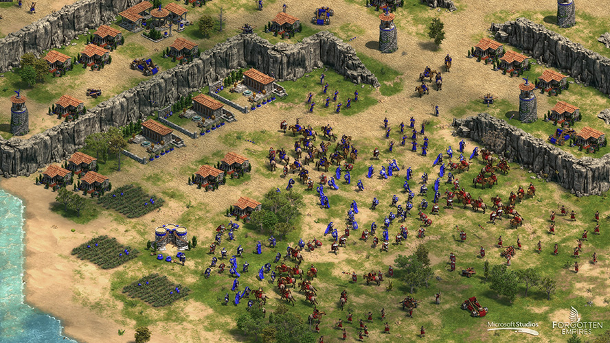 Age of Empires: Definitive Edition - Ảnh 7
