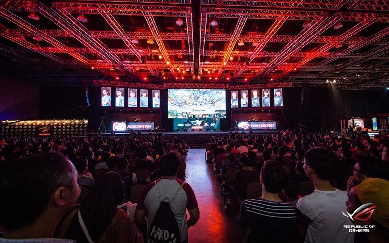ASUS công bố giải đấu ROG Masters 2017 - Ảnh 1