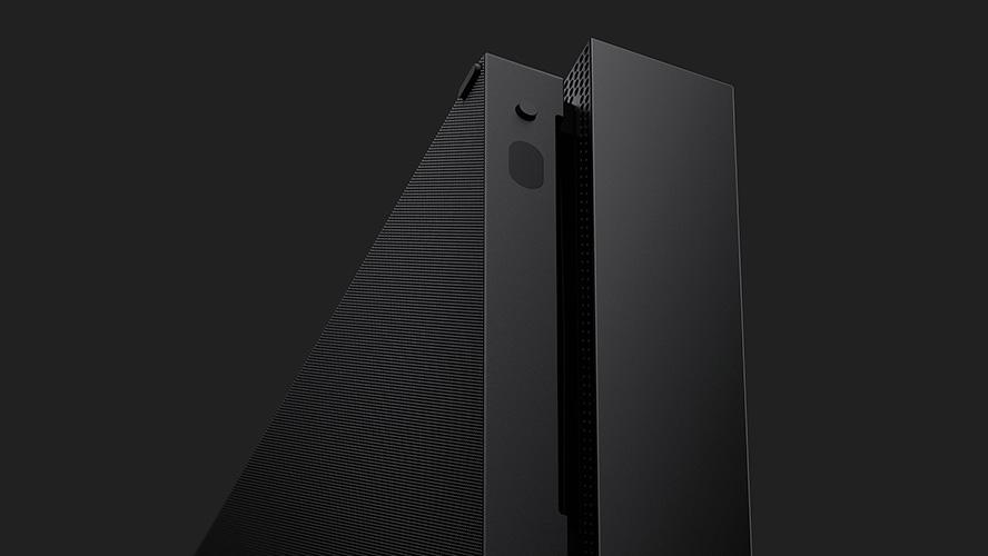 Xbox One X: Console mạnh nhất thế giới lộ diện - Ảnh 2