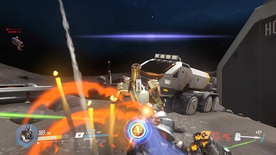 Horizon Lunar Colony Overwatch - Ảnh 11