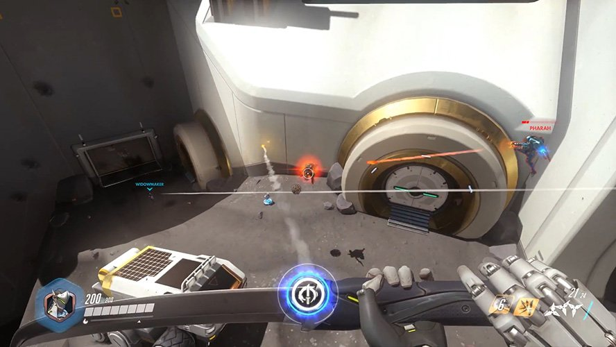 Horizon Lunar Colony Overwatch - Ảnh 13