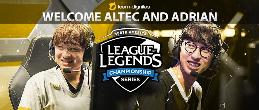 Altec và Adrian về DIG