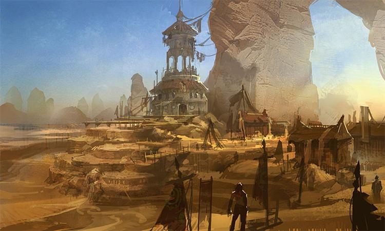 Các lục địa trong Blade & Soul - Ảnh 3