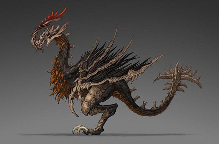 Quái thú: Những sinh vật huyền bí của Blade & Soul - Ảnh 4