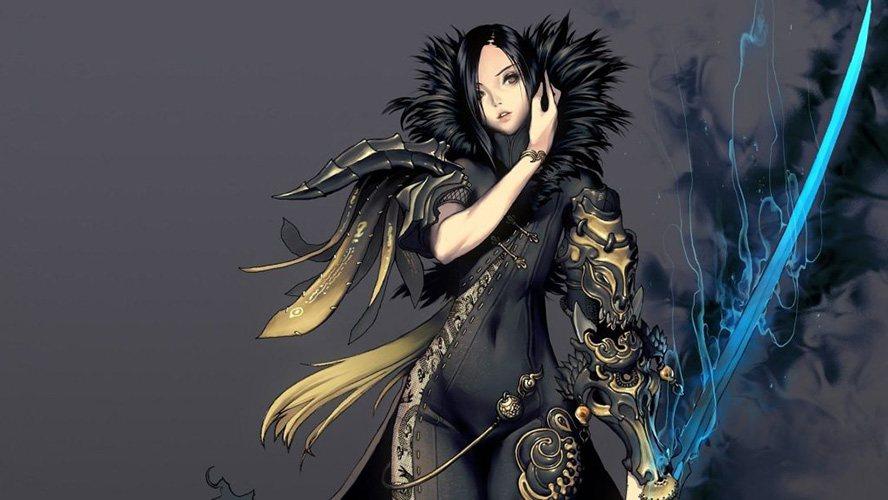 Jinsoyun Blade & Soul