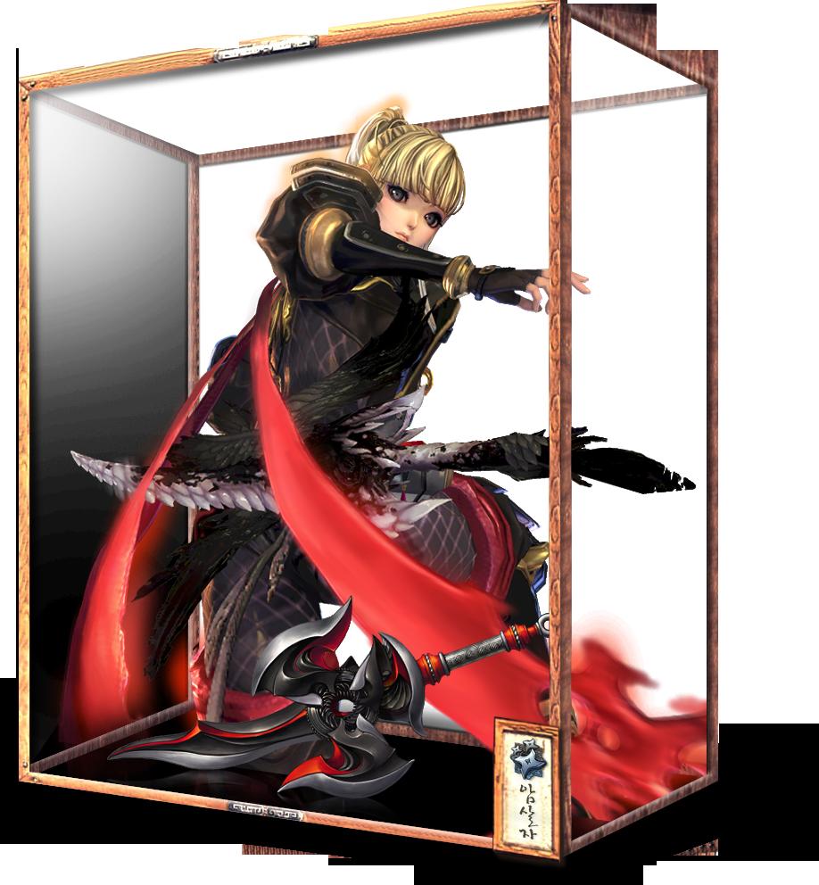 Sát Thủ (Assassin) trong Blade & Soul