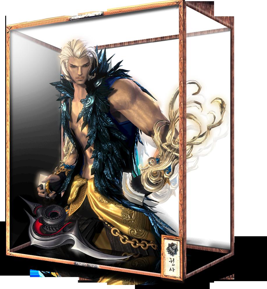 Võ Sư (Kungfu Master) trong Blade & Soul