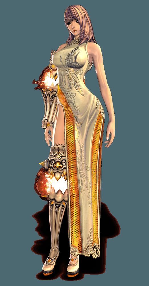 Nữ giới nhân tộc trong Blade & Soul