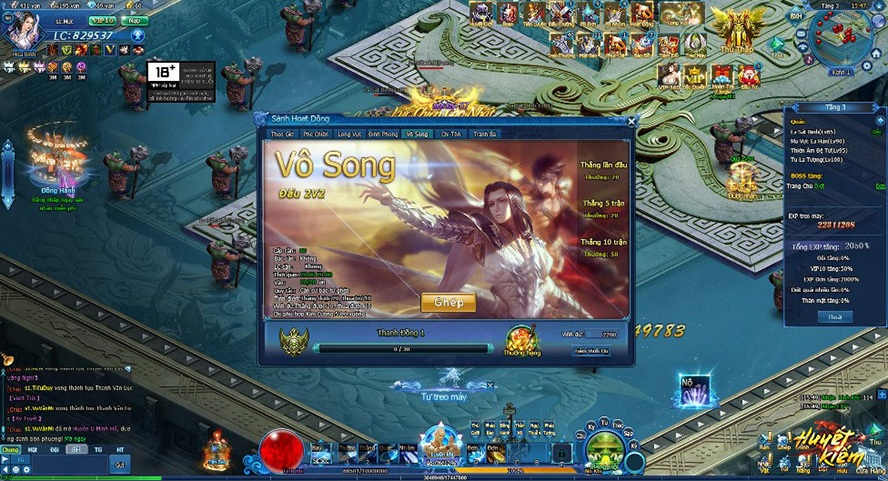 Webgame Huyết Kiếm - Ảnh 2