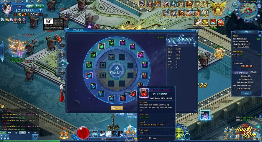 Webgame Huyết Kiếm - Ảnh 4