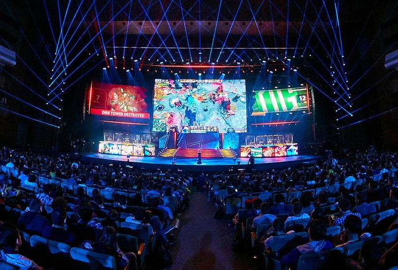 Valve minh bạch hóa vé mời The International 2018