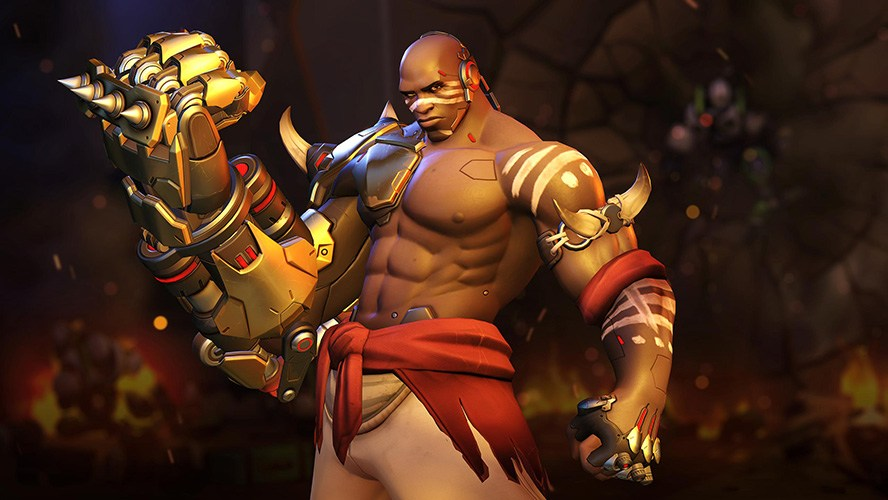 Doomfist là hero tiếp theo của Overwatch 6