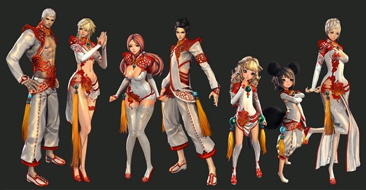Nguồn gốc các chủng tộc trong Blade & Soul - Ảnh 1