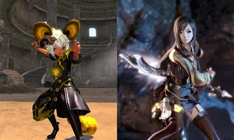 Những điểm khác biệt giữa Kiếm Sư và Kiếm Vũ trong Blade & Soul - Ảnh 1