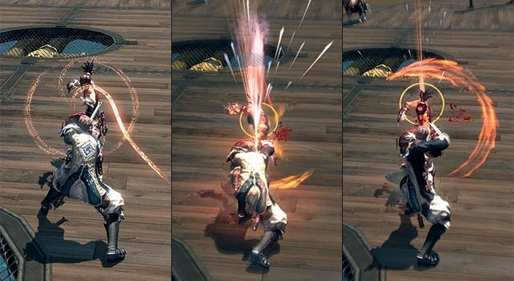 Những điểm khác biệt giữa Kiếm Sư và Kiếm Vũ trong Blade & Soul - Ảnh 5