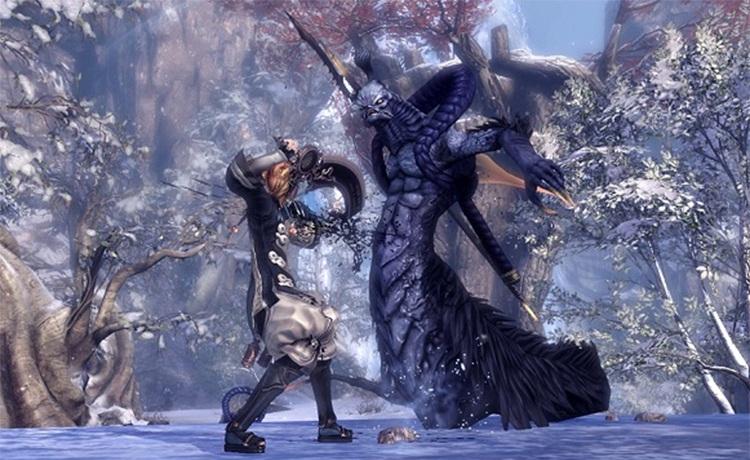 Những điểm khác biệt giữa Kiếm Sư và Kiếm Vũ trong Blade & Soul - Ảnh 2