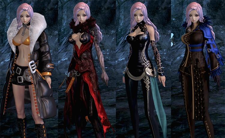Tổng quan về trang phục trong Blade & Soul - Ảnh 2