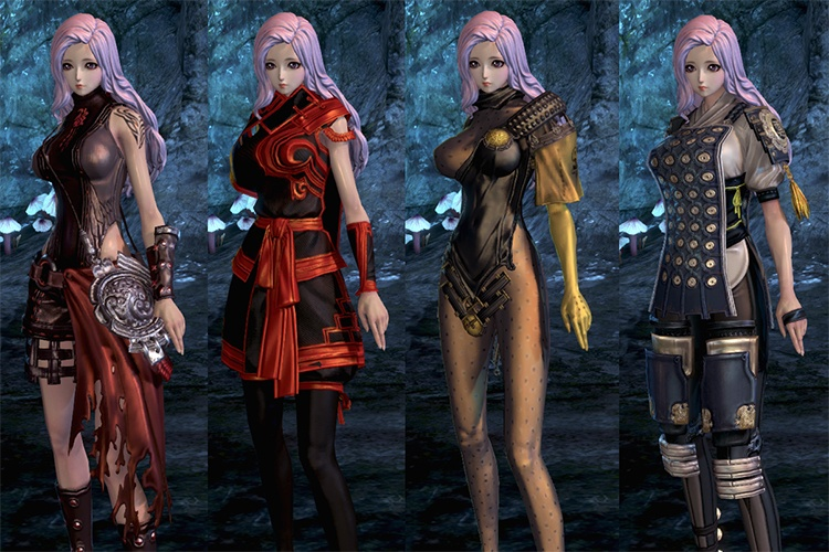 Tổng quan về trang phục trong Blade & Soul - Ảnh 4