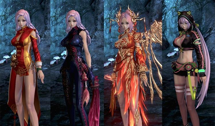 Tổng quan về trang phục trong Blade & Soul - Ảnh 6