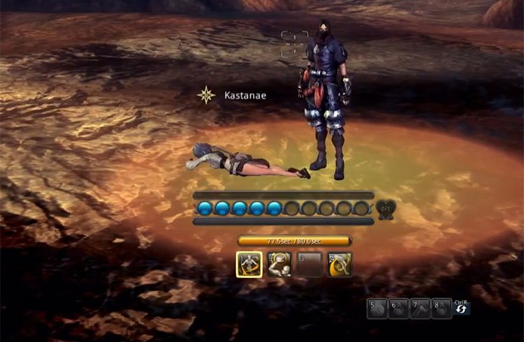 Trạng thái chết trong Blade & Soul - Hình ảnh 5