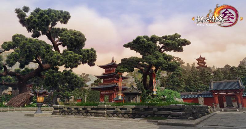 Thiếu Lâm Tự Kiếm Võng 3 - Hình ảnh 7