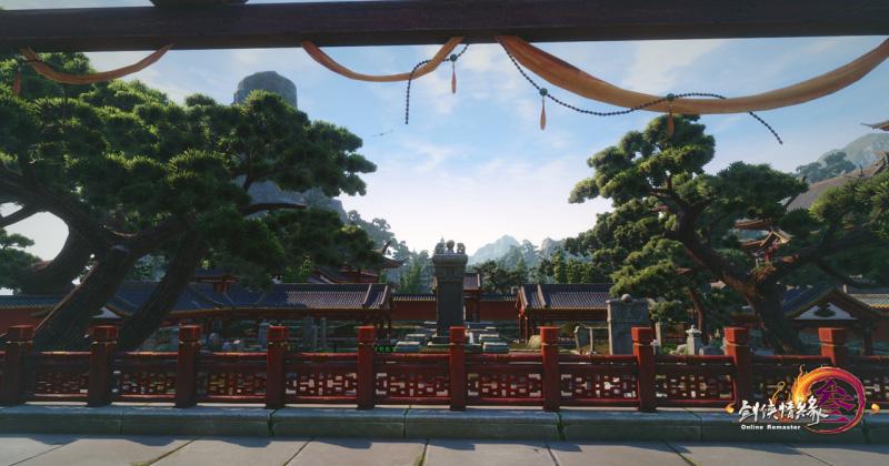 Thiếu Lâm Tự Kiếm Võng 3 - Hình ảnh 13