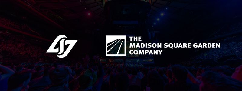 Madison Square Garden Company mua Counter Logic Gaming
