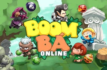 Boom Bá Online tặng 200 giftcode Nham Thạch 9