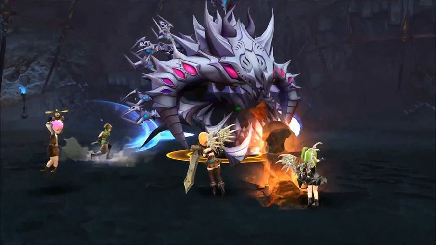 World of Dragon Nest - Hình ảnh 5