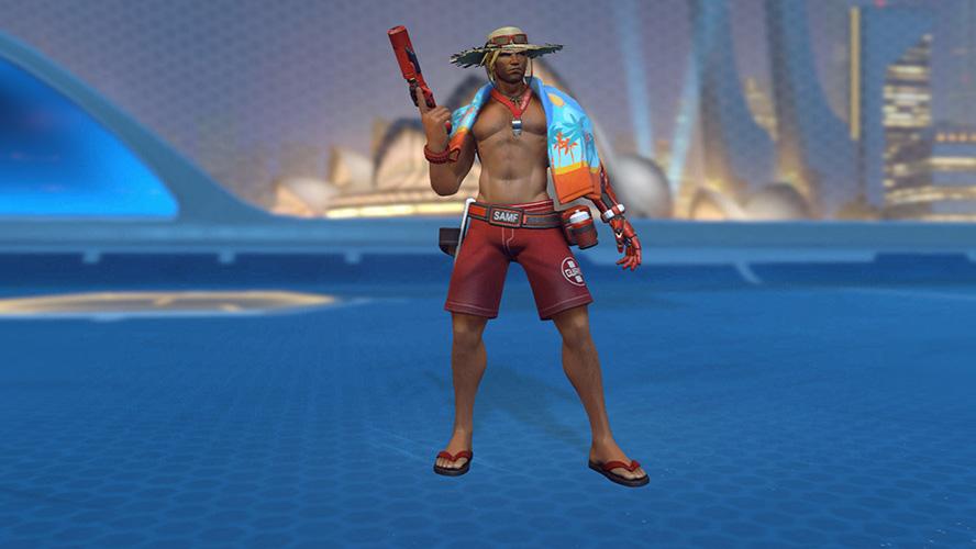 Overwatch: Summer Games 2017 chính thức khởi động 4
