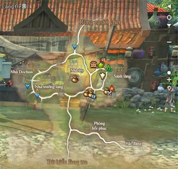 Hệ thống bản đồ trong Blade & Soul - Hình ảnh 5