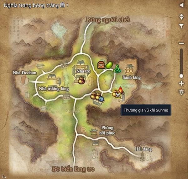 Hệ thống bản đồ trong Blade & Soul - Hình ảnh 6