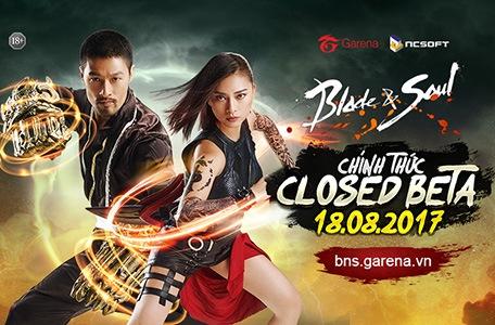 Blade & Soul thử nghiệm Closed Beta vào ngày 18/08 2