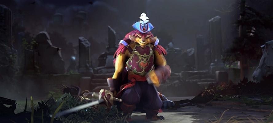 Dota 2 hero mới - Hình ảnh 1