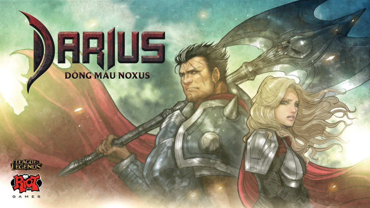 Truyện tranh Darius - Dòng máu Noxus - Hình ảnh 1