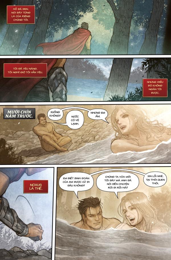 Truyện tranh Darius - Dòng máu Noxus - Hình ảnh 14