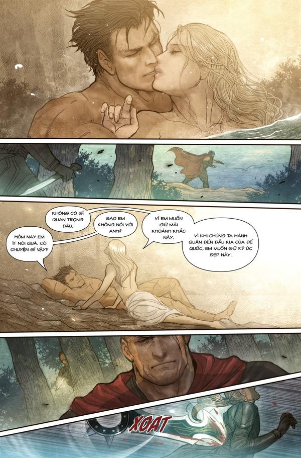 Truyện tranh Darius - Dòng máu Noxus - Hình ảnh 15