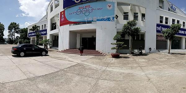 Trung tâm Huấn luyện và Thi đấu Thể dục Thể thao Tỉnh Bà Rịa - Vũng Tàu