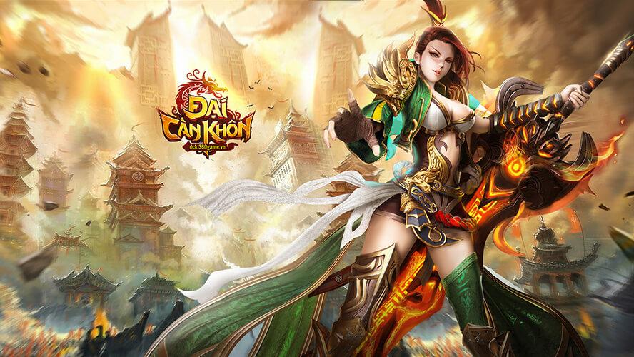 GameLandVN tặng 100 giftcode Đại Càn Khôn