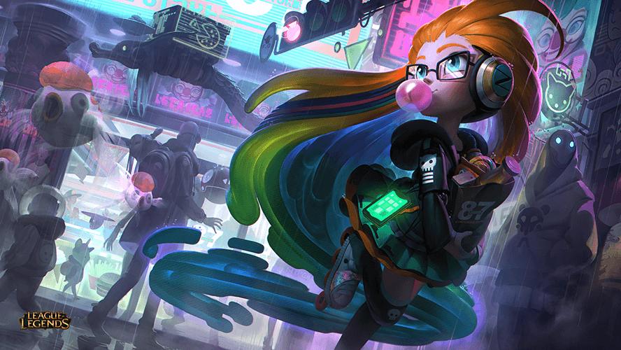 Cyberpop Zoe