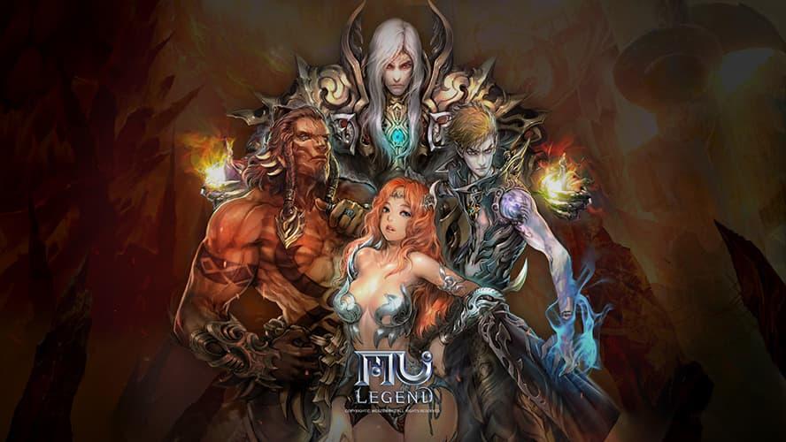 MU Legend mở cửa phiên bản Open Beta - Hình ảnh 1