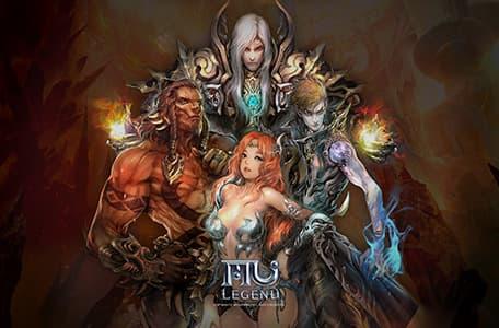 MU Legend mở cửa phiên bản Open Beta 1