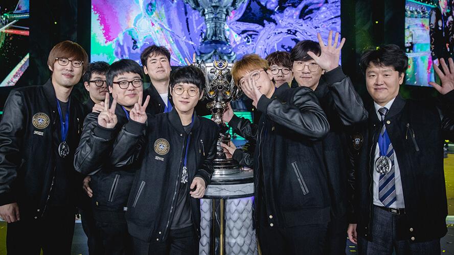 Samsung Galaxy đăng quang vô địch CKTG 2017 - Ảnh 2