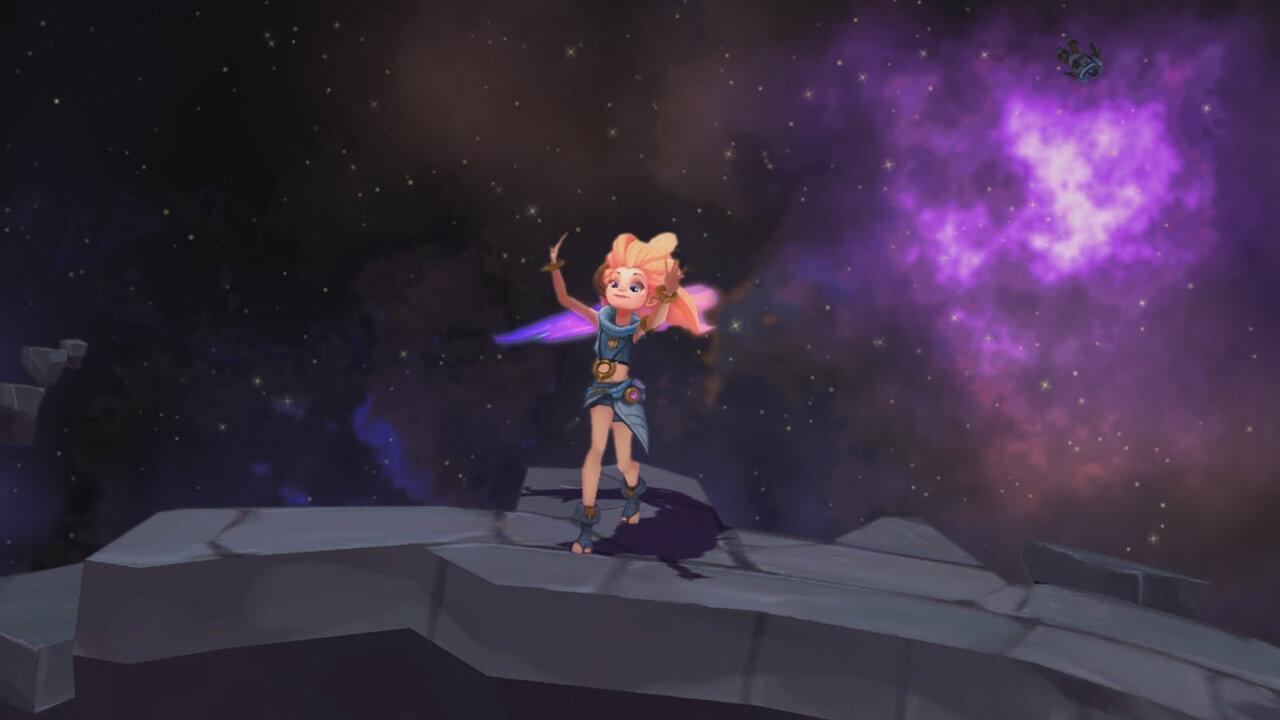 Liên Minh Huyền Thoại hé lộ tướng mới Zoe - Hình ảnh 9