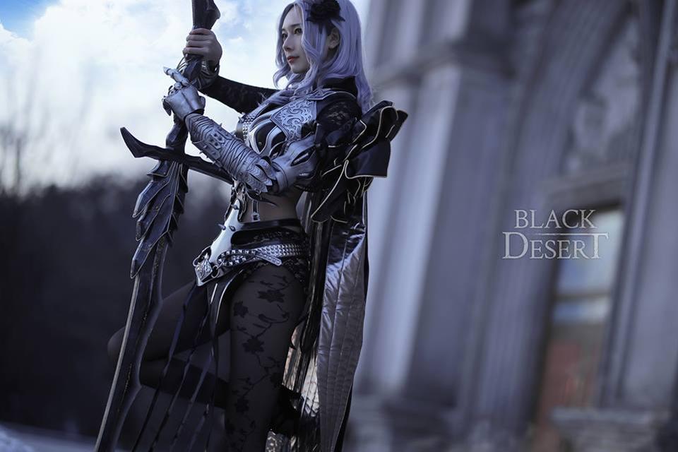 Cosplay Dark Knight mạnh mẽ đầy quyến rũ của Rz Cos - Hình ảnh 3