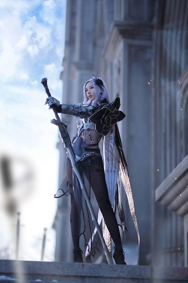 Cosplay Dark Knight mạnh mẽ đầy quyến rũ của Rz Cos - Hình ảnh 6