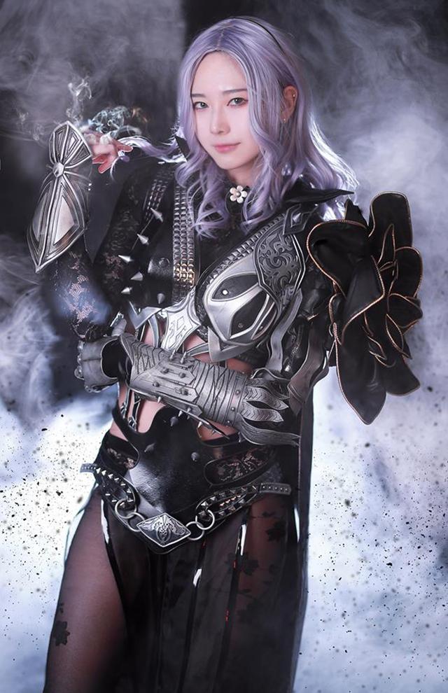 Cosplay Dark Knight mạnh mẽ đầy quyến rũ của Rz Cos - Hình ảnh 8