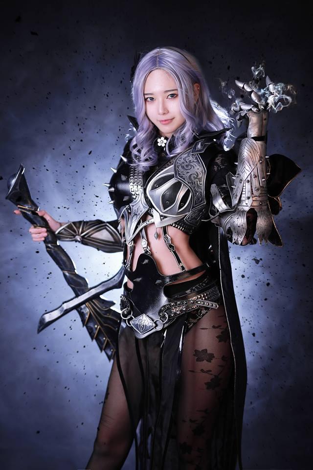 Cosplay Dark Knight mạnh mẽ đầy quyến rũ của Rz Cos - Hình ảnh 12